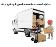 Packers and Movers in Jaipur | Movers and Packers in Jaipur | https://4mp.in/
