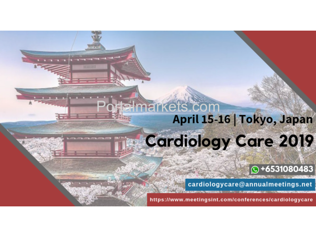4th World Congress on Cardiology and Cardiovascular Medicine - 1/2