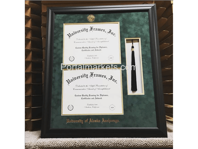 Display Your Academic Achievement with a Custom Diploma Frame - 4/4