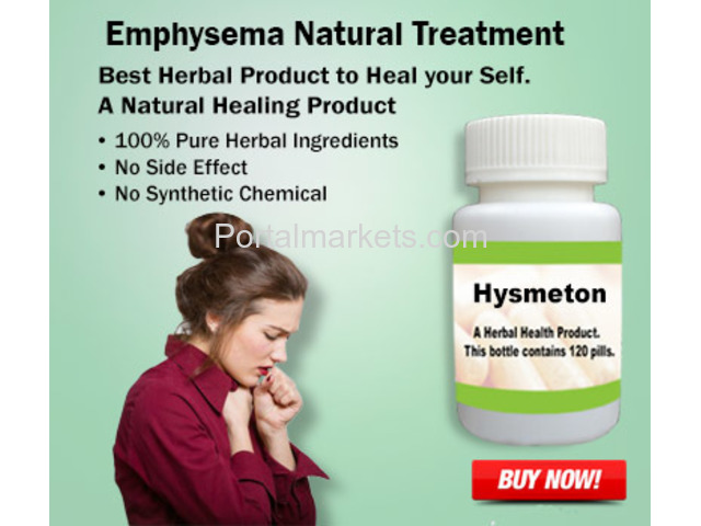 Natural Treatment for Emphysema - 1/1