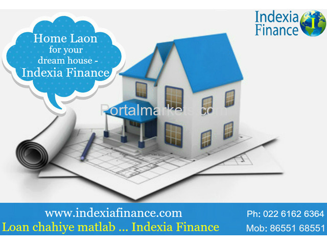 Get Housing Loan - Home Loan in India at Low Interest Rates - Indexia Finance - 1/3