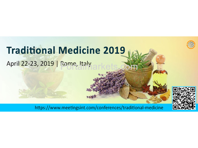 5th International Meeting on Traditional & Alternative Medicine - 1/1