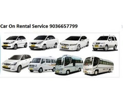 Car Rentals bangalore for outstation or one way trip 9036657799