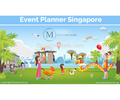Best Event Planner Singapore