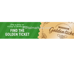 Golden Ticket Giveaway Contest Details - BudExpressNOW.ca