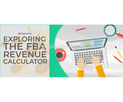 Alternative to Amazon FBA Calculator for Revenue, Costs and Profit