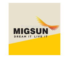 Best Residential Property   2/3 BHK Apartments in Ghaziabad, UP   Migsun Homz Kaushambi