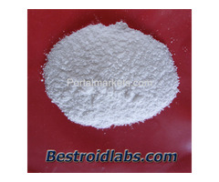 Merry Christmas---99.2% Purity Stanolone Androstanolone