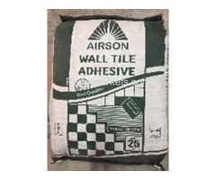 NSA Tile Adhesive manufacturer in Surat - Airson Chemical