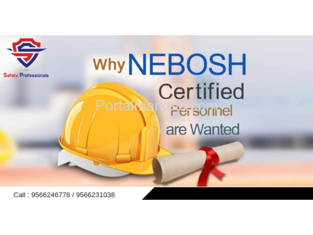 nebosh course in Chennai - 1/1
