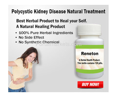 Natural Treatment for Polycystic Kidney Disease
