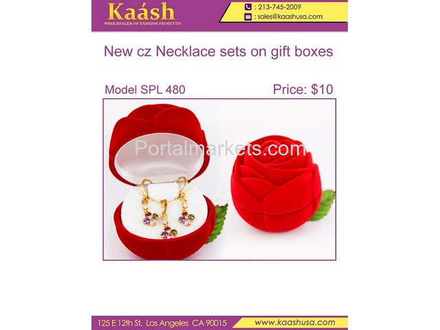 Kaash : Oro Laminado, Wholesale Jewelry,Gold Plated Jewelry - 1/4