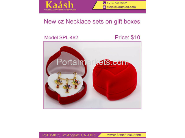 Kaash : Oro Laminado, Wholesale Jewelry,Gold Plated Jewelry - 3/4