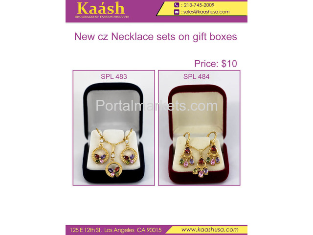 Kaash : Oro Laminado, Wholesale Jewelry,Gold Plated Jewelry - 4/4