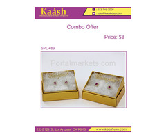 Kaash : Oro Laminado, Gold Plated Jewelry