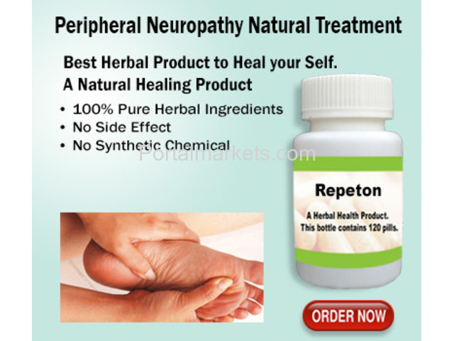 Natural Treatment of Peripheral Neuropathy - 1/1