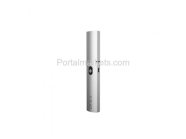 Airis 8 Silver Vaporizer | BudExpressNOW.ca - Buy weed online - 1/1