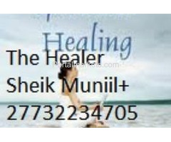 Traditional Healer With Spiritual Healing Powers +27732234705