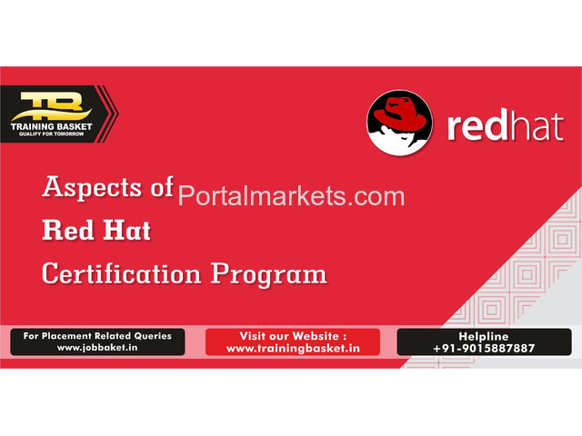 Best 6 Month Based Red Hat - Linux Training in Noida | Training Basket - 1/1