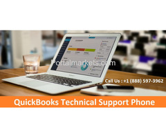 +1 (888) 597-3962 QuickBooks Technical Support Phone Number