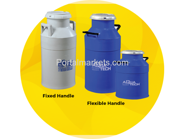Plastic Milk Can Suppliers in India - Aquatech Tanks - 2/3