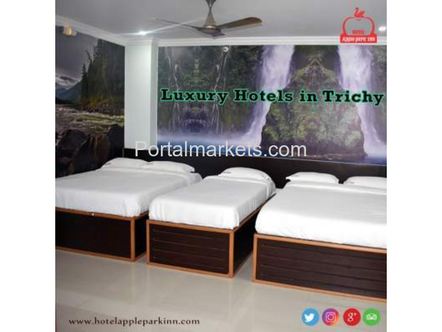 Low Price Hotels in Trichy - 1/1