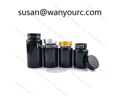 pharmaceutical nutraceutical bottle compound capsules powder packaging