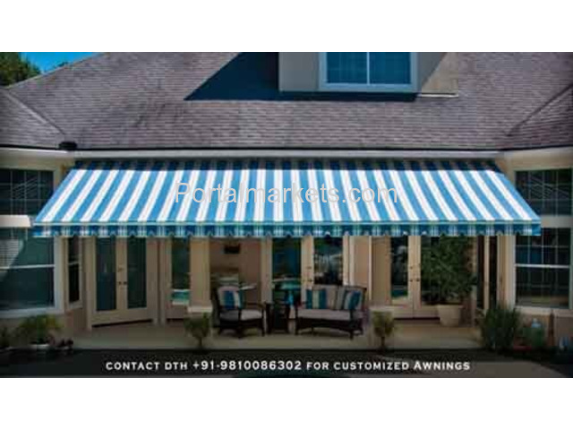 Awning Manufacturers in Delhi - 1/1