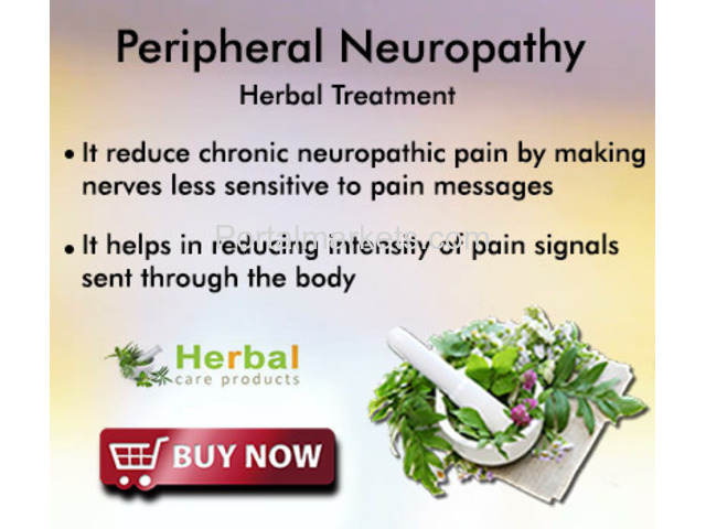 Herbal Supplement for Peripheral Neuropathy - 1/1