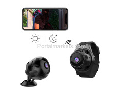 1080P Night Vision Wifi Camera - Shop Simplio