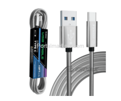1.7A Type-C 10Ft USB Cable for Android - Shop Simplio