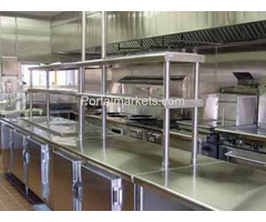 Commercial Kitchen Equipment Manufacturers in Kanpur