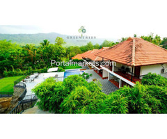 Luxury Resorts In Athirappilly