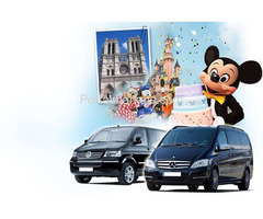 Paris Eagle Cabs will easily get you from Beauvais airport to Disneyland transfers