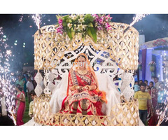 Bride & Groom Entry Theme in Delhi