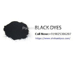 "To begin with – ""What are Black Dyes?"""
