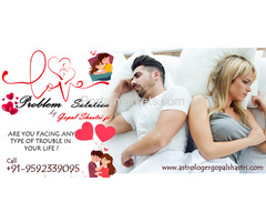 Love Problem Solution Astrologer in India