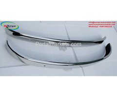 Fiat 500 bumper by 304 stainless steel (1957-1975)