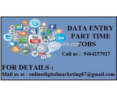 We have two types of jobs. Data entry and Ad posting.