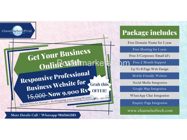Website Designing Companies in Bangalore - 1/4