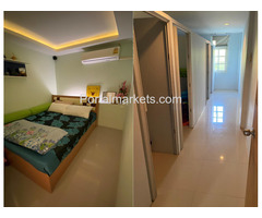Shophouse 50 Jomtien meters to Beach for Sale
