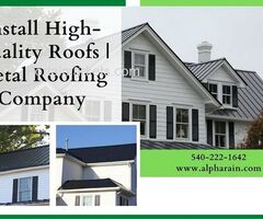 Superior Quality Wide Range of Affordable Metal Roofing