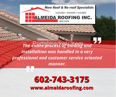 Roof Replacement Services in Phoenix