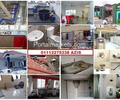 plumber and renovation 01112275338 azis area wangsa maju