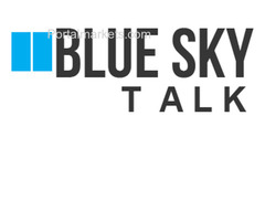 Blue Sky Talk - Learn, Share, Inspire