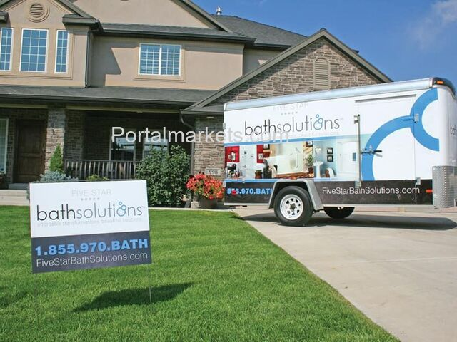 Five Star Bath Solutions of Central Maryland - 1/3