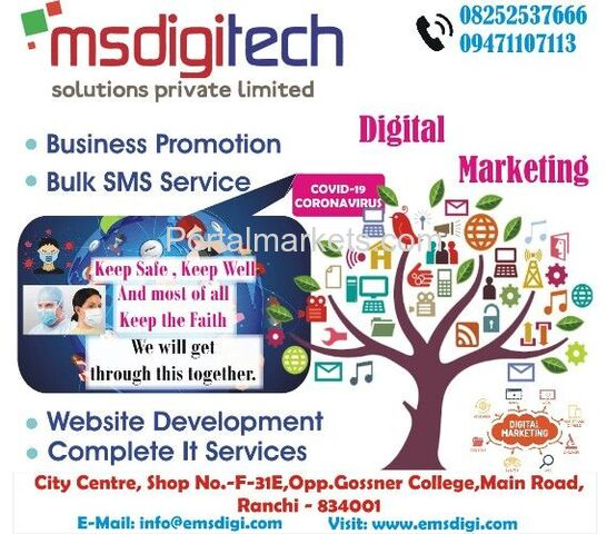 Search engine optimization (SEO) by Msdigi Tech Solutions Pvt.Ltd. - 2