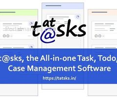 Manage your tasks with t@tsks | tatsks