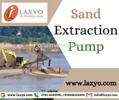 Sand Extraction Pump