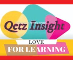 Qetz Insight Education | demonstrates how to make clay | 1783